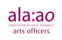 Association of Local Authority Arts Officers Logo
