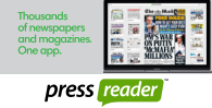 Press Reader Newspapers